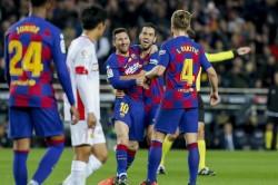 Solidarity Gestures Of La Liga Clubs To Fight Cornavirus