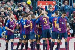 Coronavirus 6 Directors Quit Barcelona Plunges Into Crisis