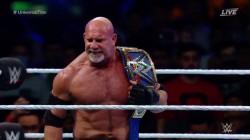 Update On Goldberg Wwe Status Following Wrestlemania
