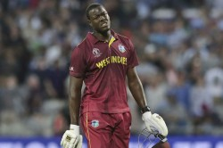 Was Treated Like Chris Gayle In India After 2016 World T20 Triumph Brathwaite
