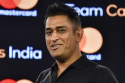 Ms Dhoni Should Not Be Pushed Into Retirement Nasser Hussain