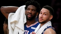 Embiid Simmons Can Fit Together Says Former 76ers Star Redick