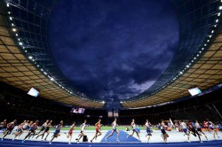 European Athletics Championships Cancelled Coronavirus Impossible Games Diamond League