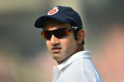 Gautam Gambhir Angry Not Just Dhoni S Six Won India The 2011 World Cup But Team Effort