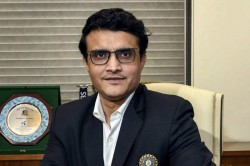 Cricket South Africa Wants Sourav Ganguly As Icc Chairman Graeme Smith