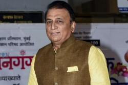 Coronavirus Sunil Gavaskar Tallies His Hundreds While Donating Rs 59 Lakh