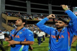 Saw Sachin Tendulkar Dancing For The First Time Harbhajan Singh Relives World Cup 2011 Memories