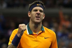 Coronavirus Juan Martin Del Potro Nervous Watching Us Open Final Win Roger Federer
