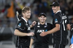 New Zealand To Continue With A Tour To India In August