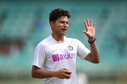 Kuldeep Yadav Reveals Two Batsmen Who He Finds Challenging To Contain