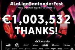 Coronavirus In Sport La Liga Fest Draws Big Response