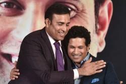 Laxman Remembers When Emotional Sachin Tendulkar Locked Himself In Phyiso S Room