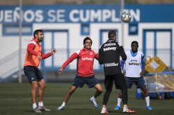 Lockdown Days Leganes Training Routine Is On Social Media