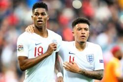 Rashford Sancho Among England Players In Fifa 20 Tournament