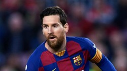 Fabregas Fully Confident Messi Will Stay At Barca Open To Coaching Madrid