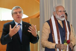 Ioc Chief Bach Thanks Pm Modi For Tokyo Olympics Support