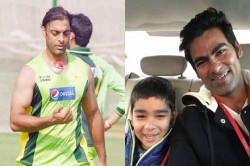 Shoaib Akhtar Challenges Mohammad Kaif And His Son For A Match To Test His Pace