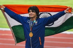 Exclusive Lockdown Days Neeraj Chopra Slackline Routines Dreaming Of Olympics