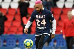 Kobe Bryant Death Deeply Affected Psg Star Neymar