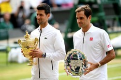 Coronavirus Federer Serena Or Djokovic Who Will Be Hurt Most By Wimbledon Cancellation