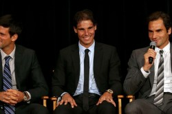 Andy Murray Federer Djokovic Nadal Big Three Tennis Atp Greatest All Time Grand Slam