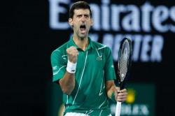 Novak Djokovic Tennis Coronavirus Covid