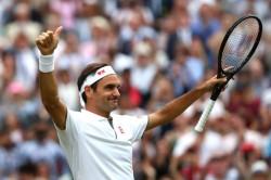 Matteo Berretini Roger Federer Compliment Goosebumps