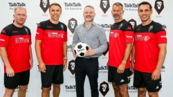Salford City And Class Of 92 Not Slowing Down In Pursuit Of Ultimate Dream