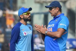 Lockdown Days Ravi Shastri And Other Indian Coaches Interact With Nca Coaches