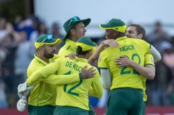 Win Against Australia Light At The End Of The Tunnel Says Boucher