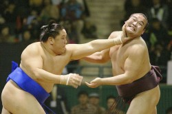 Sumo Wrestler In Japan Tests Coronavirus Positive