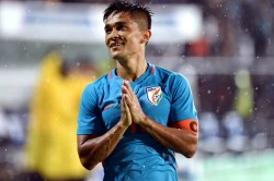 Indian Youngsters Need To Train With European Academies Feels Chhetri