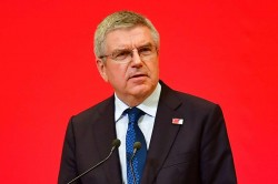 Coronavirus Thomas Bach Hits Out At Conspiracy Theories Defends Ioc Tokyo Olympics 2020 Decision