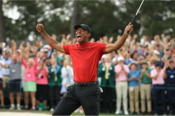 On This Day Tiger Woods Improbable Comeback Masters