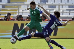 Turkmenistan Football Season Restarts With Crowds