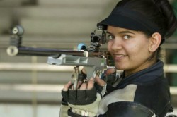 Shooter Anjum Moudgil Elated With Khel Ratna Nomination Taking Online Courses Nutrition Sports
