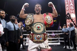 Joshua Vs Pulev Bout May Not Be Behind Closed Doors Says Promter