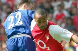 On This Day In Sport May 15 Invincible Arsenal Zinedine Zidane Brilliance Allen Iverson Mvp Honou