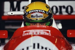 Ayrton Senna Remembered 26 Years F