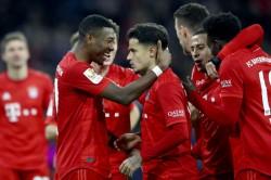 Der Klassiker Bayern Munich Out To Show Borussia Dortmund Who Is The Boss