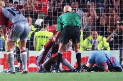 On This Day In Sport Manchester United Snatch Treble