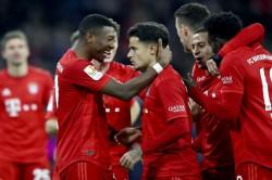 Coronavirus Bayern Players Accept Salary Cut Until End Of Season