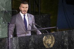 Happy Beckham Beckham Fifa Pays Tributes With Free Kick Tweet