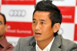 Sahal To Be Next Big Scorer After Chhetri Retires Bhaichung Bhutia