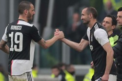 Giorgio Chiellini Leonardo Bonucci Real Madrid Milan Illogical