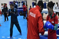 Not Satisfied With Boxers Home Training Eager For National Camp To Start Chief Coach Kuttappa
