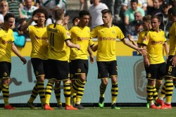 Bundesliga Is Back It S Tv At Home As German Football Returns With Ghost Games