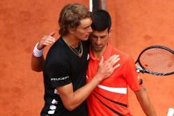 Novak Djokovic Coronavirus Lockdown Adria Tour Alexander Zverev