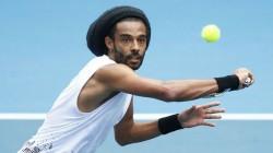 Coronavirus Dustin Brown Serves Up Early Win As Tennis Returns Behind Closed Doors