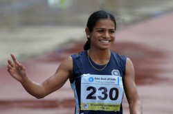 Covid 19 Dutee Chand Distributes 1000 Food Packets In Her Village Amid Lockdown